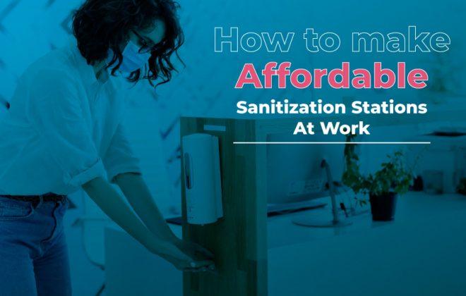 Hygiene Stations